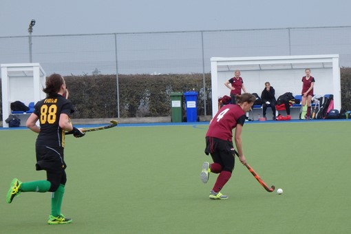Ladies' 4s v South Berkshire 018