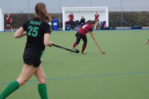 Ladies' 4s v South Berkshire 019