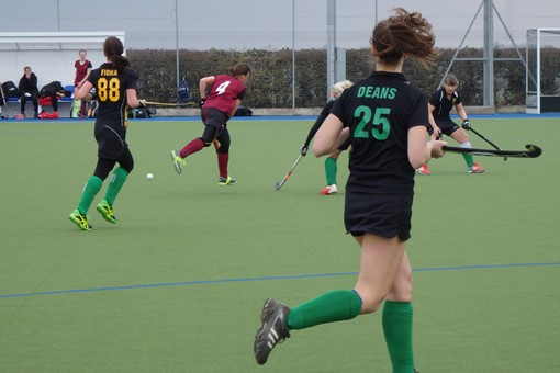 Ladies' 4s v South Berkshire 020