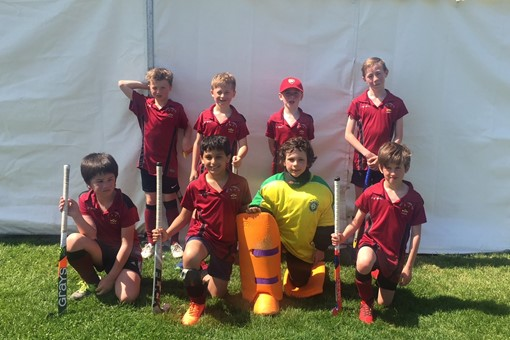 U10 Boys at In2Hockey Regionals 002