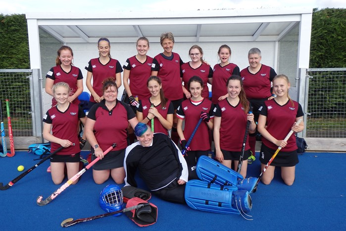 Ladies' 6s Team 15th September 2018 001