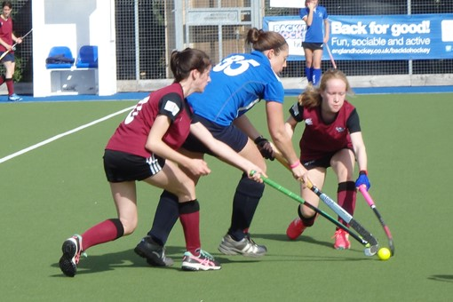 Ladies' 5s v Oxford 5s 002