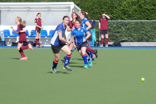 Ladies' 5s v Oxford 5s 004