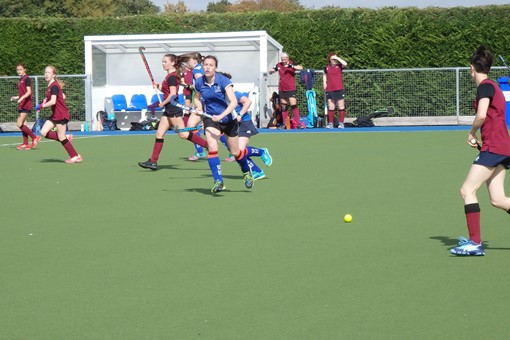 Ladies' 5s v Oxford 5s 005
