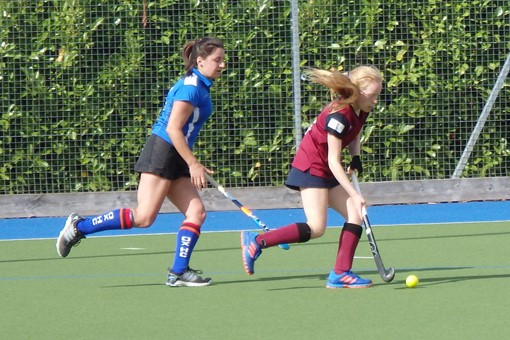 Ladies' 5s v Oxford 5s 007