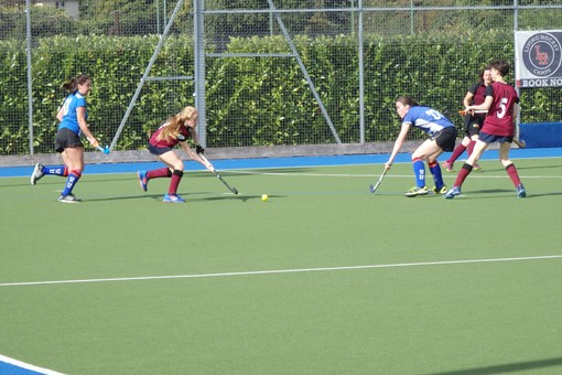 Ladies' 5s v Oxford 5s 008