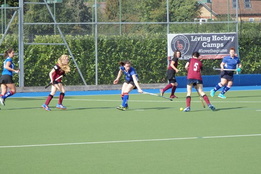 Ladies' 5s v Oxford 5s 009