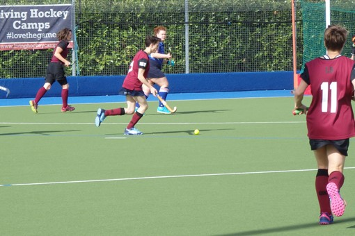 Ladies' 5s v Oxford 5s 011