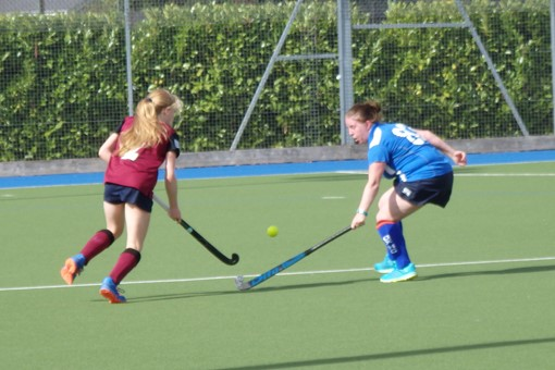 Ladies' 5s v Oxford 5s 015