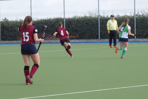 Ladies' 3s v Wallingford 001