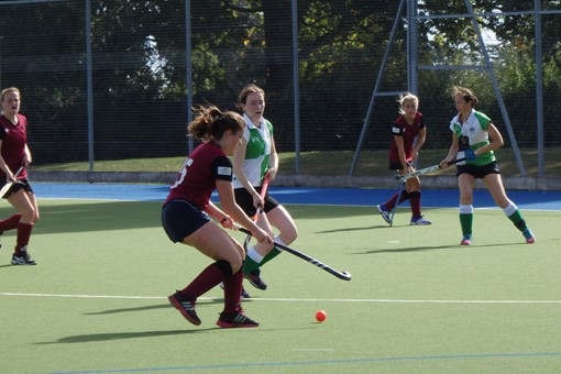 Ladies' 3s v Wallingford 006