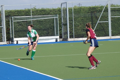 Ladies' 3s v Wallingford 012