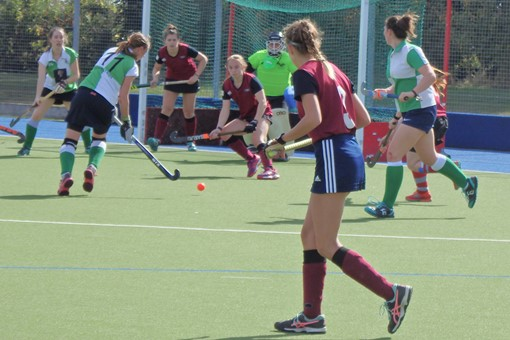 Ladies' 3s v Wallingford 013