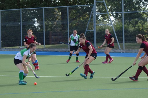 Ladies' 3s v Wallingford 018