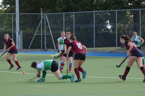 Ladies' 3s v Wallingford 020