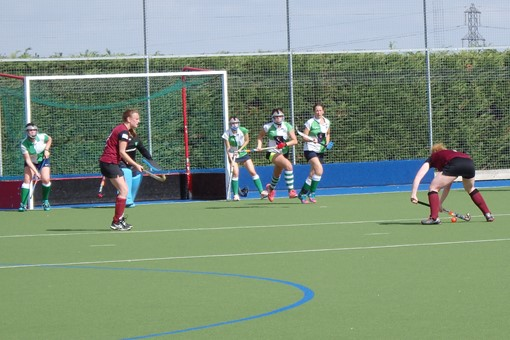 Ladies' 3s v Wallingford 021