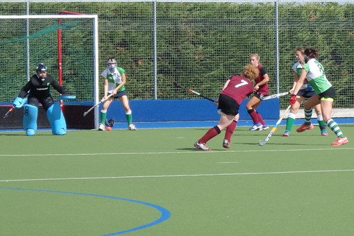 Ladies' 3s v Wallingford 022