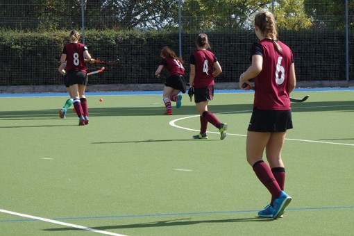 Ladies' 3s v Wallingford 023
