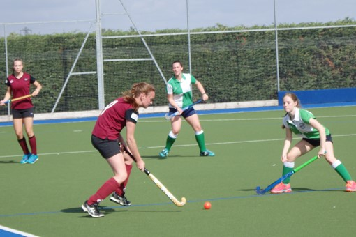 Ladies' 3s v Wallingford 024
