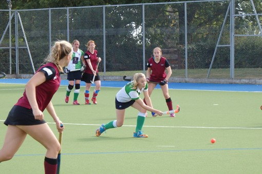 Ladies' 3s v Wallingford 025