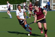 Ladies' 1s v Exe 001