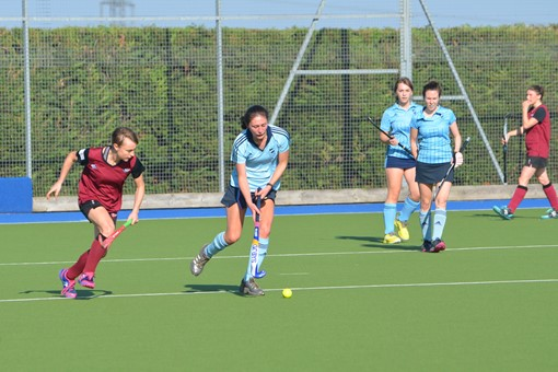 Ladies' 5s v Reading 001