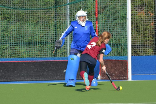 Ladies' 5s v Reading 004