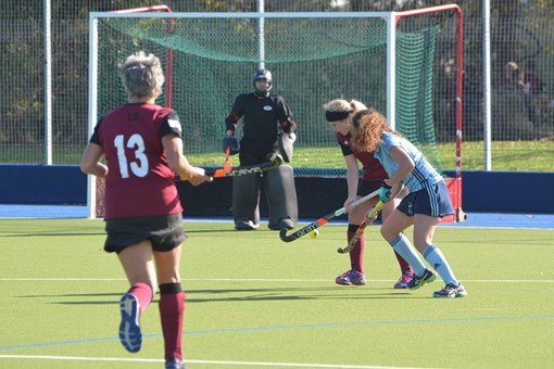 Ladies' 5s v Reading 010