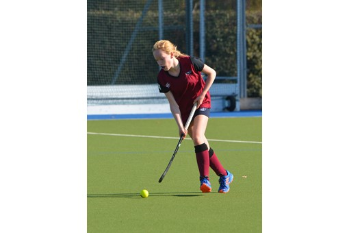 Ladies' 5s v Reading 012