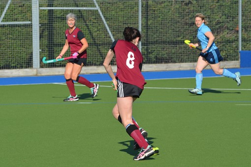 Ladies' 5s v Reading 021