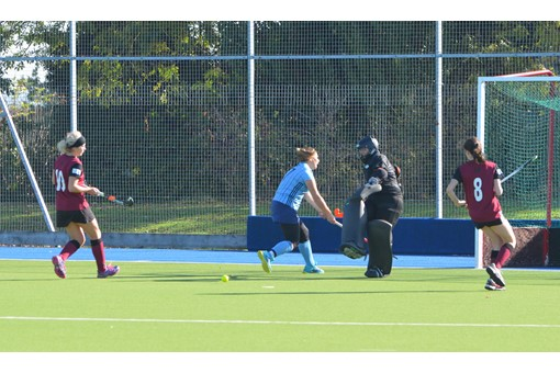 Ladies' 5s v Reading 022
