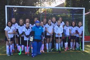 U14 Girls B team October 2018 001