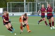 Ladies 1s v Swansea 001
