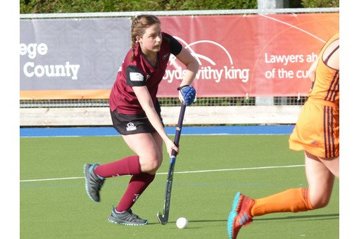 Ladies 1s v Swansea 003