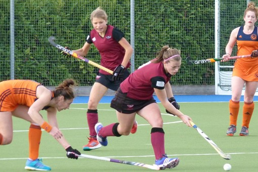 Ladies 1s v Swansea 004