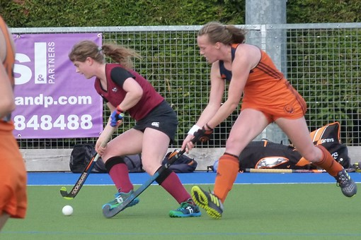 Ladies 1s v Swansea 006