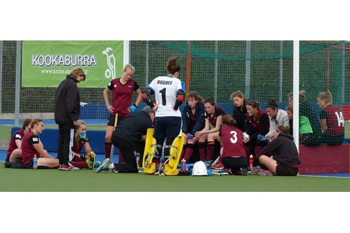 Ladies 1s v Swansea 007