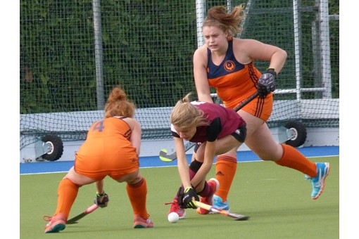 Ladies 1s v Swansea 008