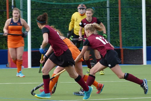 Ladies 1s v Swansea 009