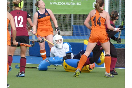 Ladies 1s v Swansea 010