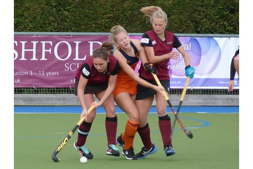 Ladies 1s v Swansea 012