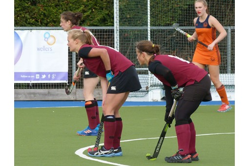 Ladies 1s v Swansea 013
