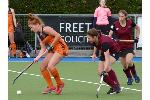 Ladies 1s v Swansea 015