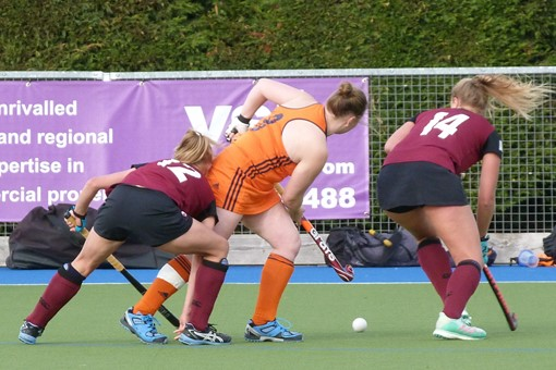 Ladies 1s v Swansea 018