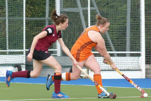Ladies 1s v Swansea 022