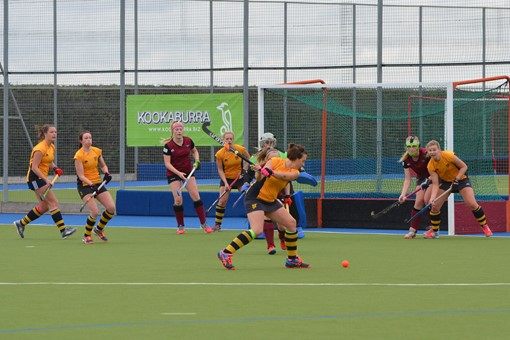 Ladies' 2s v Henley 004