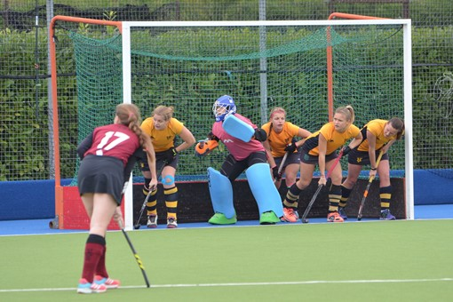 Ladies' 2s v Henley 007