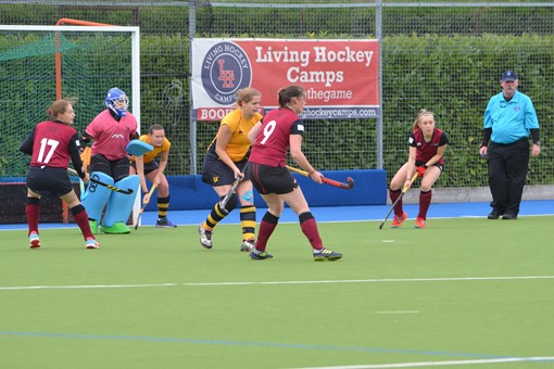 Ladies' 2s v Henley 008