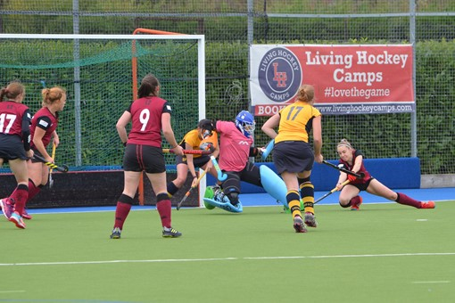 Ladies' 2s v Henley 009
