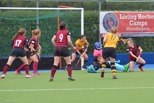 Ladies' 2s v Henley 010